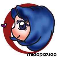 Chibi misspixyee by Ephourita