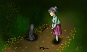 Die traurige Traurigkeit by Vaccoon