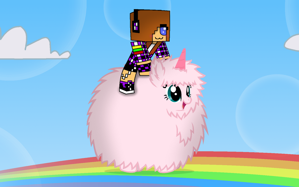 Pink Fluffy Unicorn Dancing Pink Fluffy Unicorns Dancing On