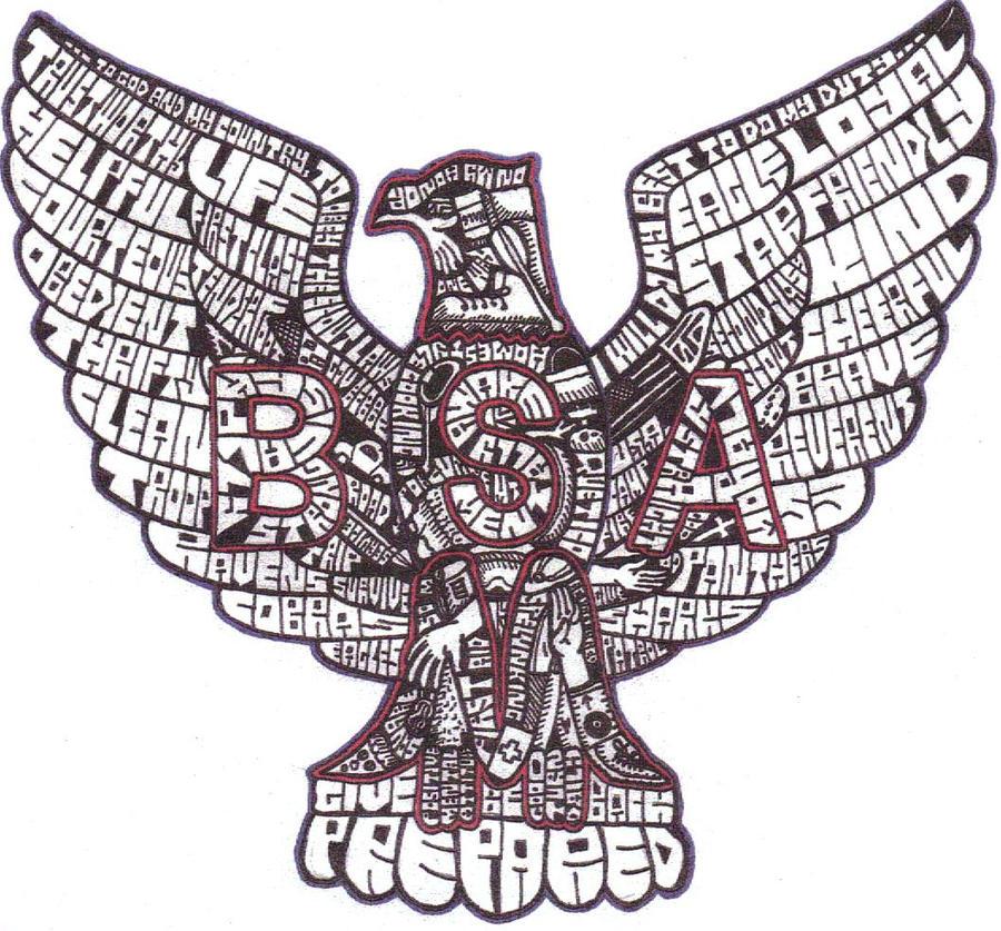Image result for eagle scout logo