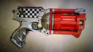 Cosplay Boarderlands TORGUE GUN