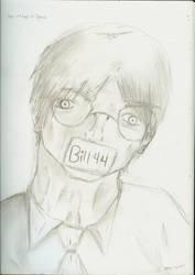 Bill 44 speak no evil WIP