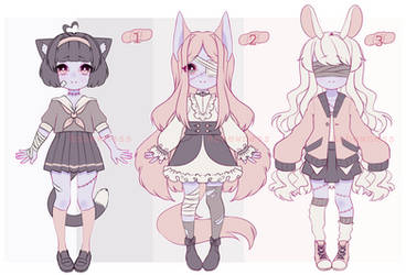 [ADOPT] Zombiefied [CLOSED][0/3]