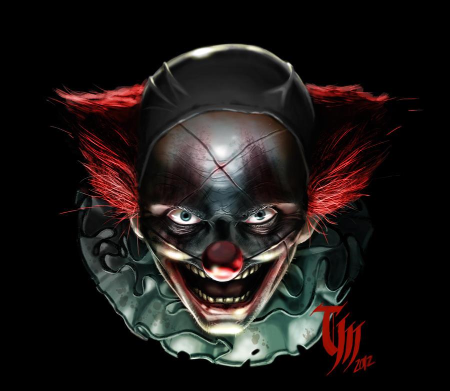 Psycho Clown by Mattasama