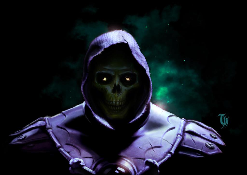 Skeletor by Mattasama