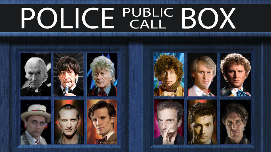 All 12 Doctors | www.imgkid.com - The Image Kid Has It!  All 12 Doctors Wallpaper