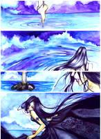 Sea fairy by Risata