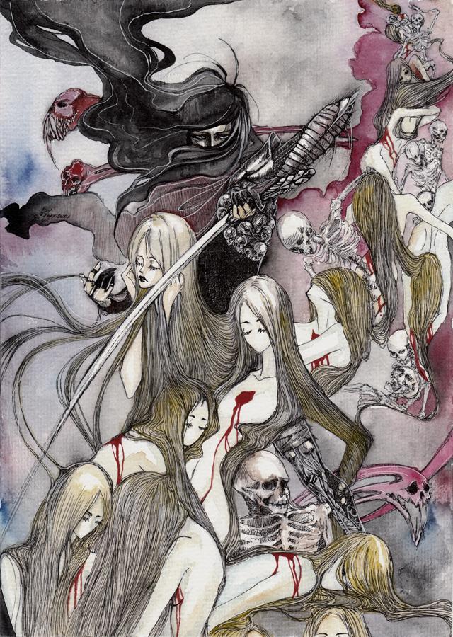 Assassin by Risata