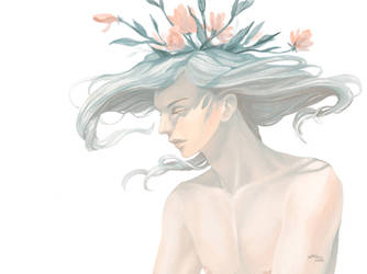 Flowerhead by Risata