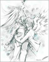 Let me go.... by Risata