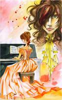 Klavier by Risata
