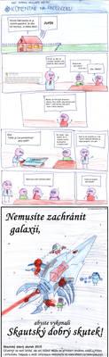 Komentar na Facebooku (Nasi snahou nejlepsi... #8) by Oracions