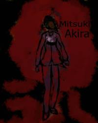 Mitsuki Akira by STOTTINMAD