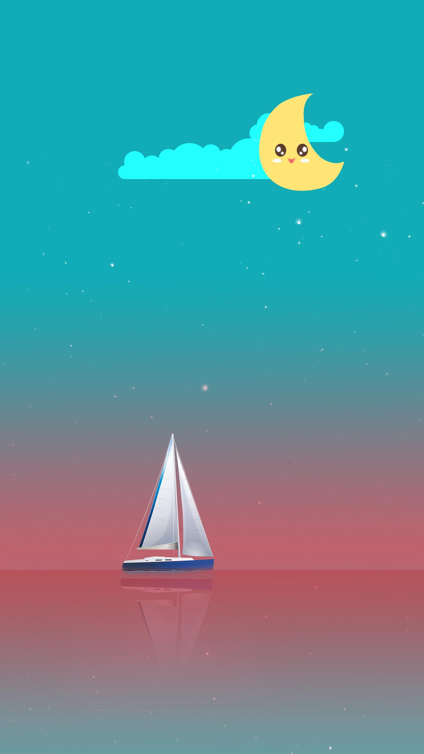 spesso Boat Wallpaper Galaxy S7 Edge by Mattiebonez on DeviantArt DM21