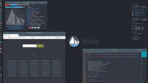 Unfinshed Solus setup