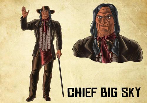 Chief Big Sky