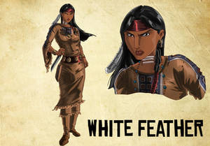 White-Feather