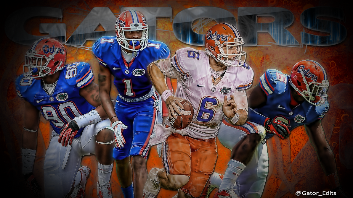 Florida Gators Football Wallpaper By Jagstownville