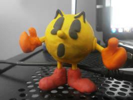 Pac-Man Model (2nd Attempt) by FierceTheBandit