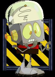 A Robot Jones Something by FierceTheBandit