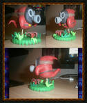 Super Mario 64 - Snufit Clay Model
