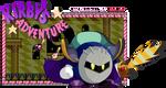 Come, Fight Me! - Meta Knight by FierceTheBandit