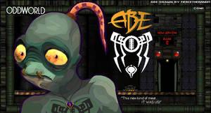 Terrorist Mastermind - Abe from Oddworld