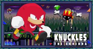 Emerald Guardian Powerhouse - Knuckles The Echidna