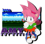 Maiden Of The Little Planet - Amy Rose