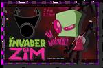 Normal Screaming Human Earth Boy - Invader Zim