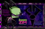 The Hideous New Girl - Tak (Invader Zim) by FierceTheBandit