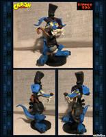 Crash Bandicoot - Dr.Ripper Roo Clay Model