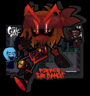 Inbetween Good And Evil - Fierce The Bandit