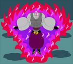 Super Black Puddin Rose by Zarnon11