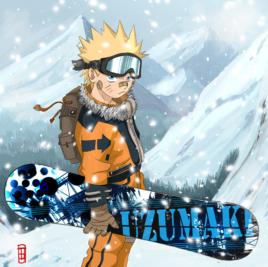 Naruto Extreme by Hawk4