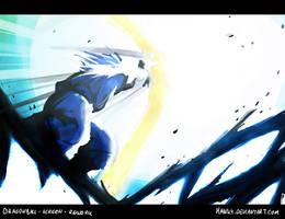 Goku by Hawk4