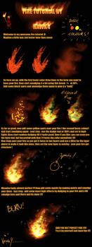 Fire tutorial by Hawk4