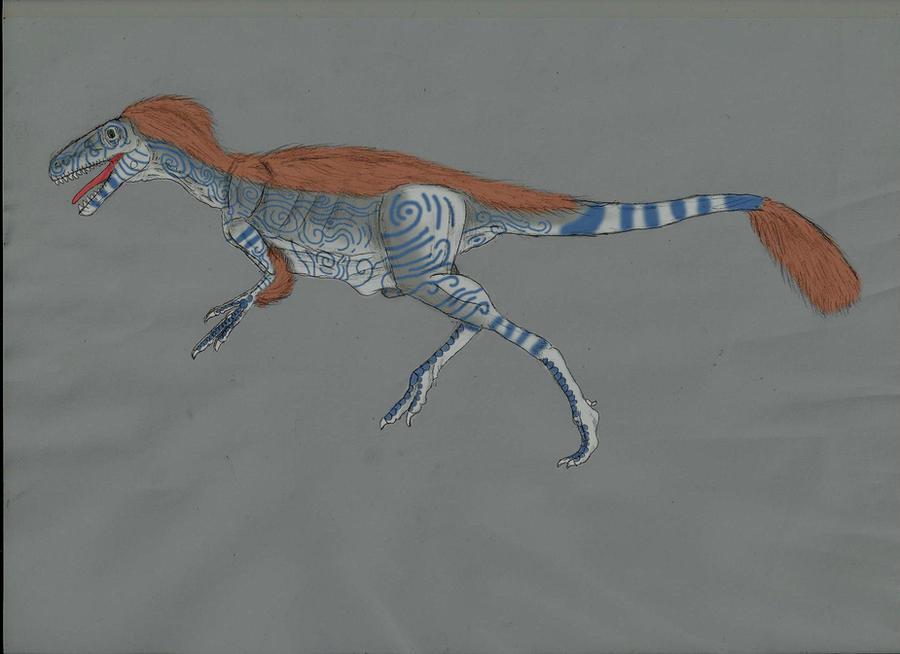 Dinosaur ConceptsCeltic Eotyrannus By Austroraptor On DeviantArt
