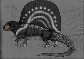 Before the Dinosaurs: German Two Measured teeth by Austroraptor