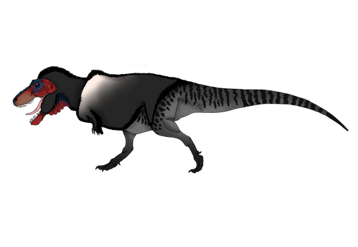 Dinosaur concepts: Tyrant King of the Reptiles V2