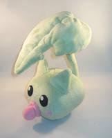 Digimon - Leafmon by PlushMayhem