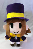 Hat Kid by PlushMayhem