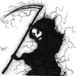 Grim Reaper by Shuun