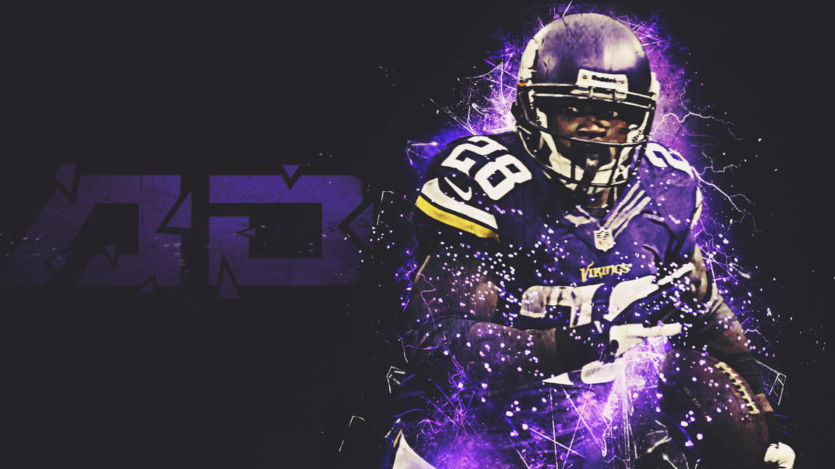 Adrian Peterson Wallpaper By Bengal By Bengalbro On DeviantART