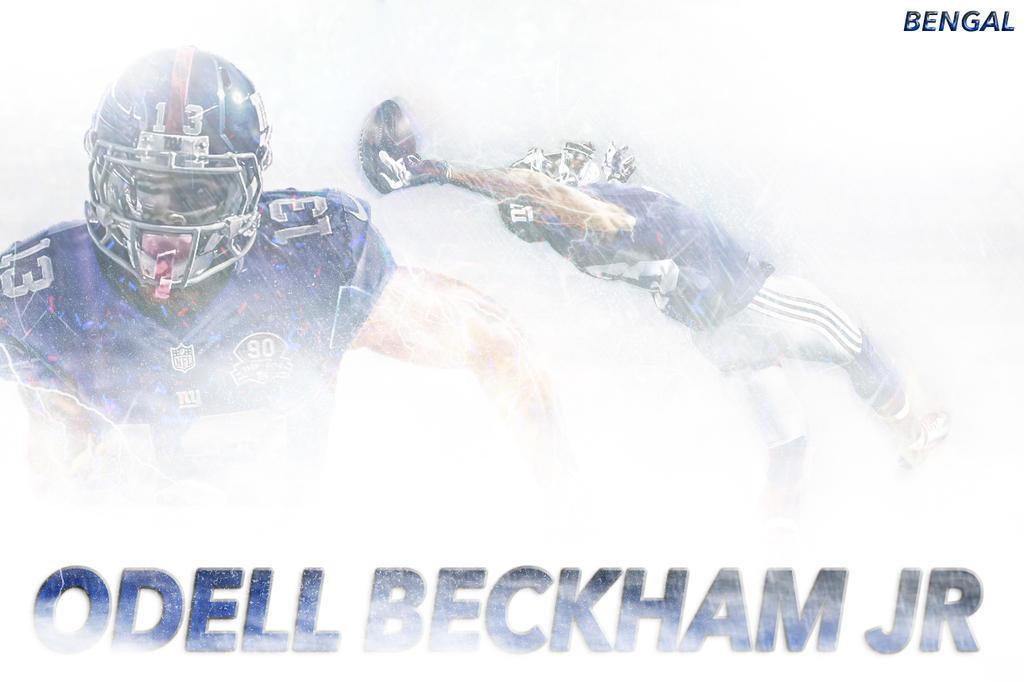 Odell Beckham Jr  Wallpaper by bengalbroOdell Beckham Jr Wallpaper