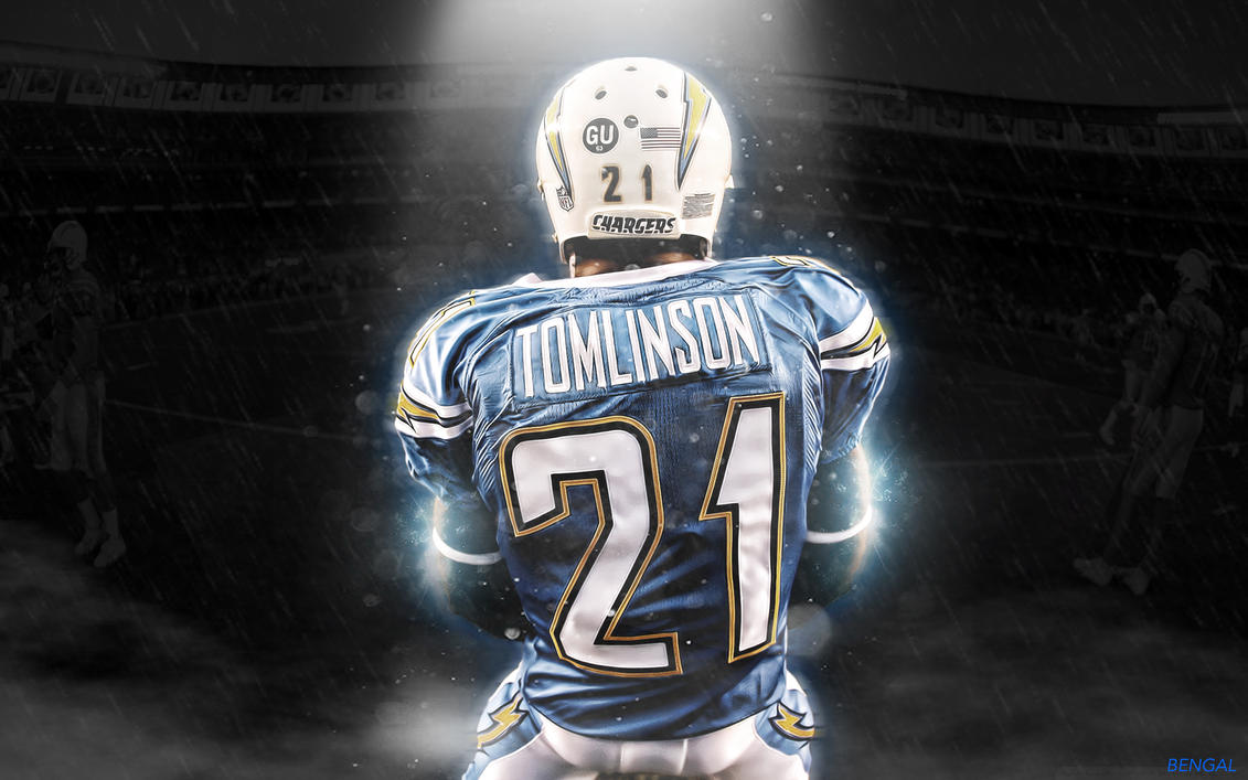 Ladainian Tomlinson Wallpaper By Bengal By Bengalbro On