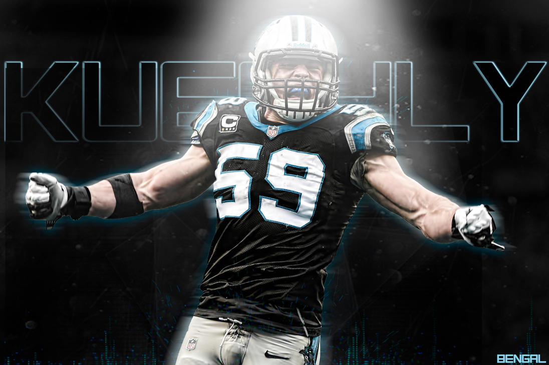 Luke Kuechly Wallpaper By Bengal Bengalbro