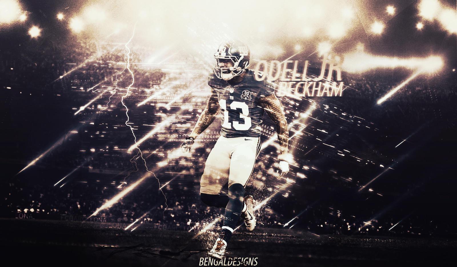 Odell Beckham Jr Wallpaper by
