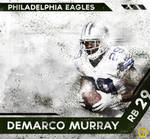 Demarco Murray Wallpaper by BengalDesigns MVP