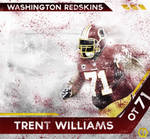 Trent Williams Wallpaper By BengalDesigns MVP